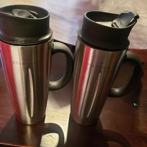 Starbucks French Press Mugs